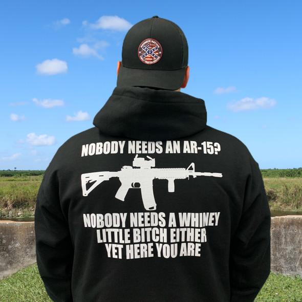 Nobody needs an AR LODH-19