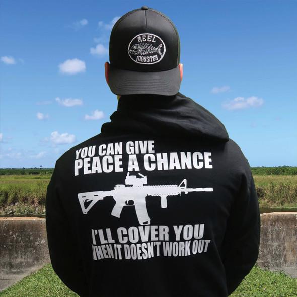 Give Peace A Chance Hoodie RNH-19
