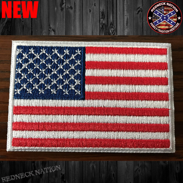 American Flag Velcro Patch VHP-10