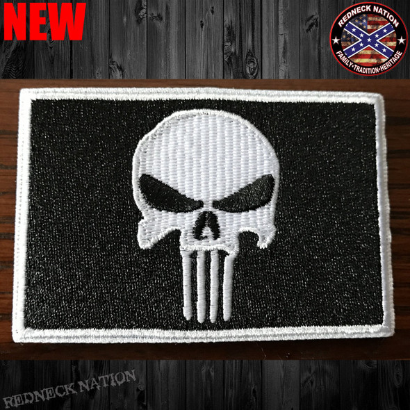 Punisher Velcro Patch VHP-2