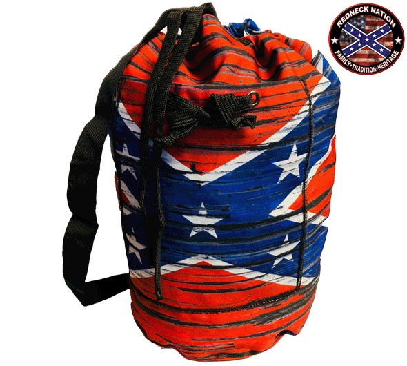 Redneck Nation© Confederate Sling Duffle Bag