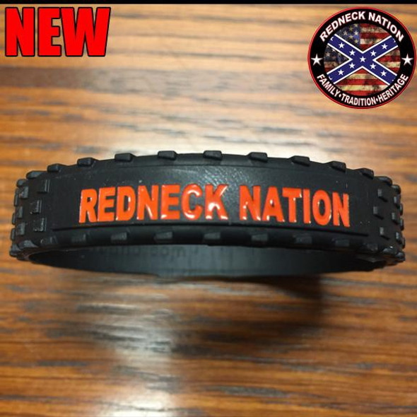 Redneck Nation© Mud Grips Band