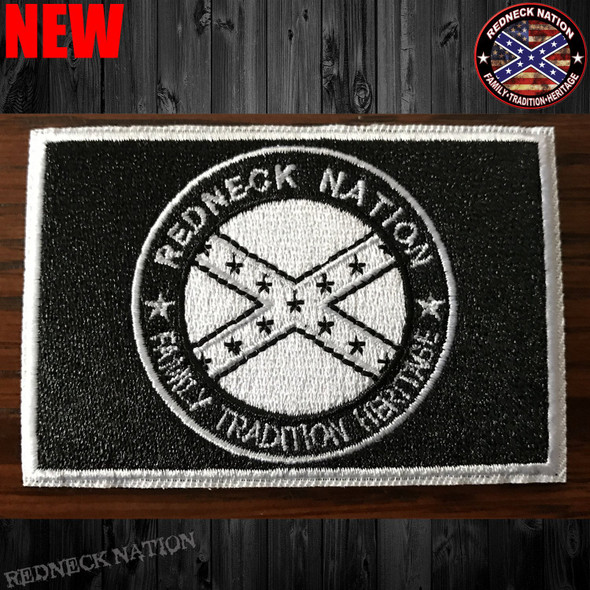 Redneck Nation© Velcro Patch VHP-6