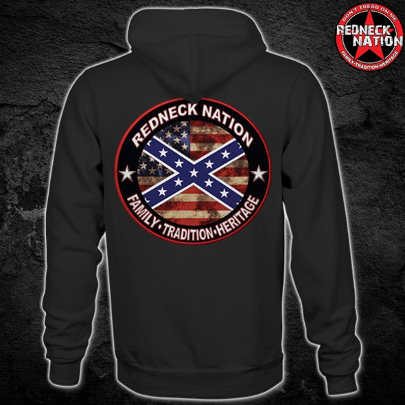 Redneck Nation Hoodie RNH-13