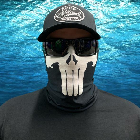 Black Punisher Face Masks FS-22