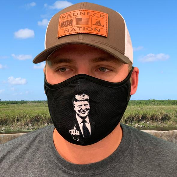 Trump #1 Rona mask