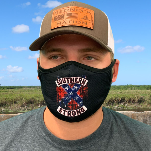 Southern Strong Rona mask