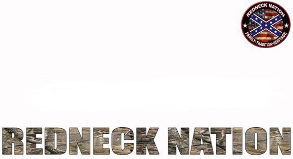 Redneck Nation© Realtree Motorcycle Windshield RNFW-2