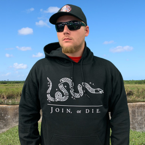 Join or Die LODH-White