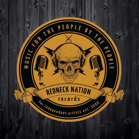 Redneck Nation Records Sticker