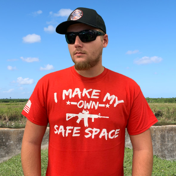 I Make my Own Safe Space LODS-WHT