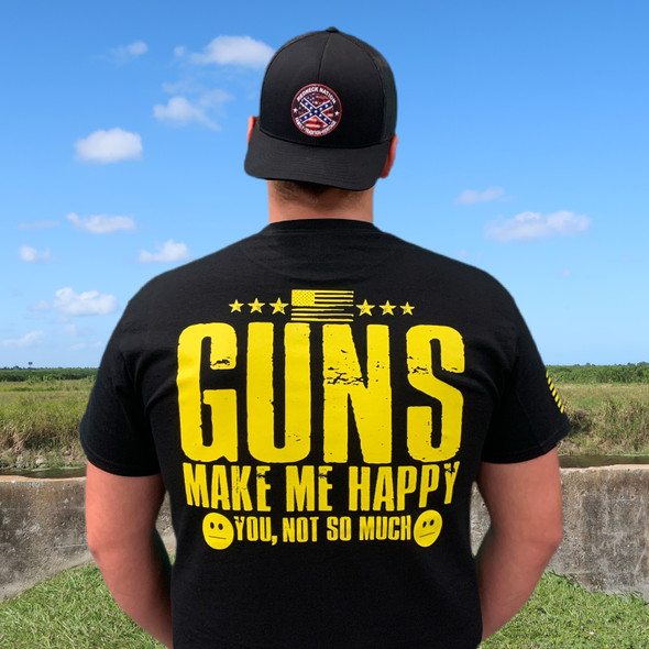 Guns Make Me Happy  LODS-21