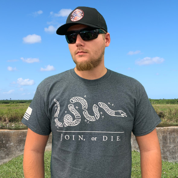 Join or Die LODS-White