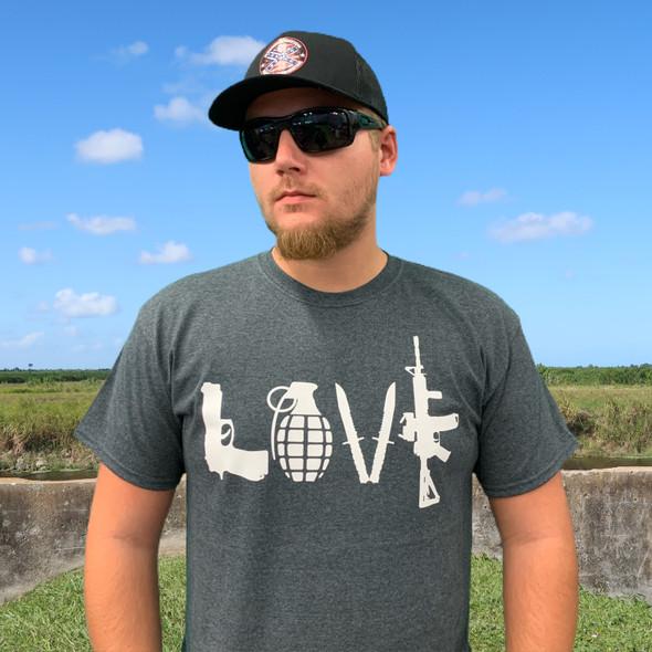 Gun Love LODS-14