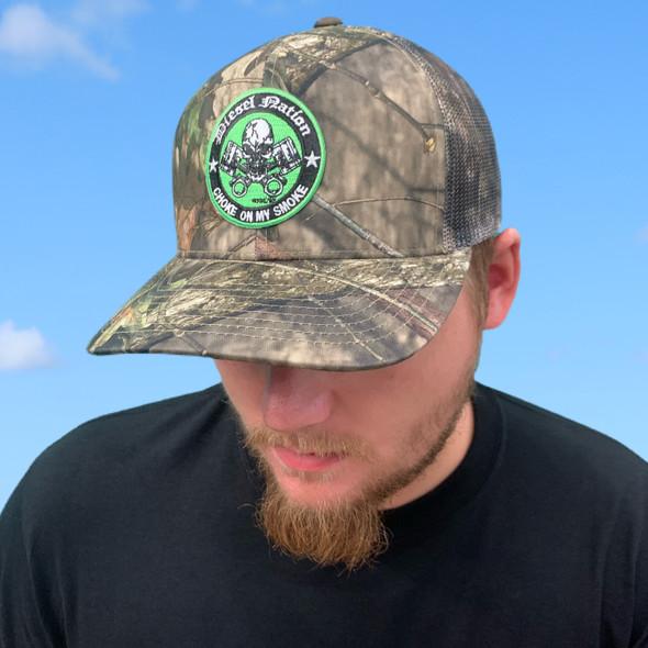 Diesel Nation Full Camo Hat