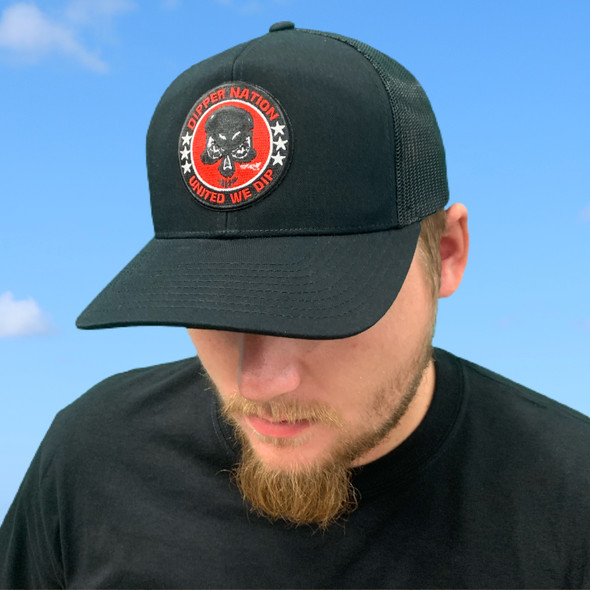 Dipper Nation Black Hat DNH-1