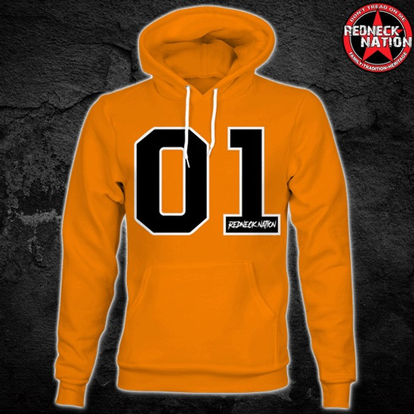 Redneck Nation© 01 General Hoodie RNH-38