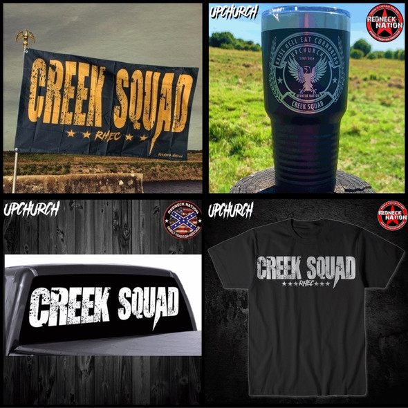**Creek Squad Value Package**