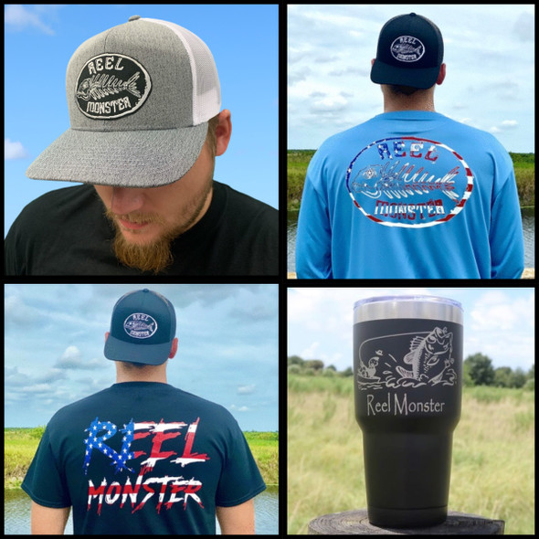 **Reel Monster© Fishing Value Pack**