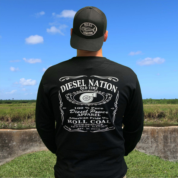 Diesel Nation Ripper Long Sleeve