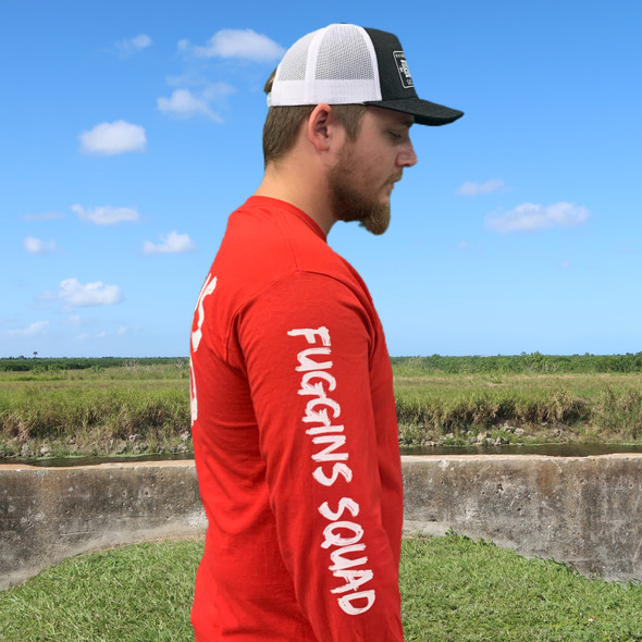 Fuggins Squad Long Sleeve
