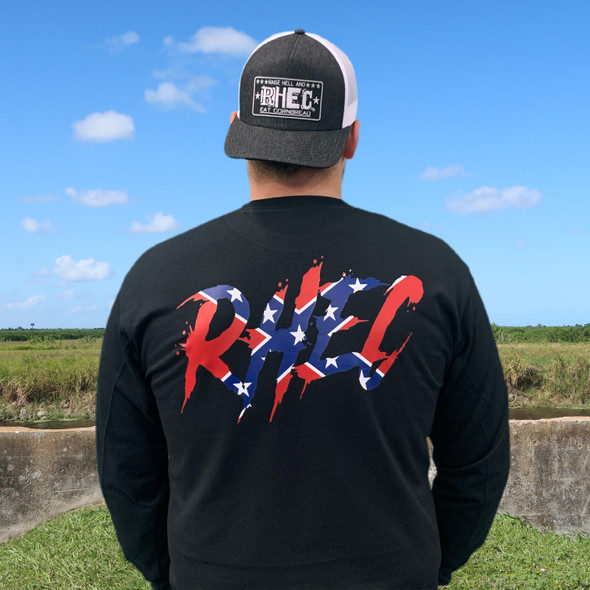 RHEC Confederate Long Sleeve