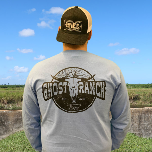 Ghost Ranch Logo Long Sleeve