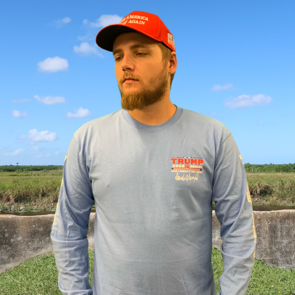 Trump Make Liberals Cry Long Sleeve