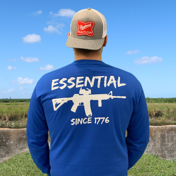 Essential Since 1776 Long Sleeve