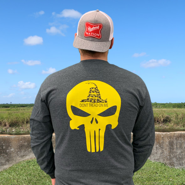 Don't Tread Punisher Long Sleeve