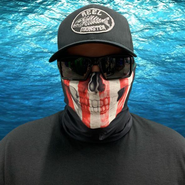 American Skull Face Masks FS-39