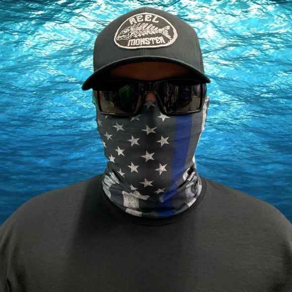 Blue Lives Matter Face Masks FS-43