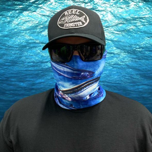 Swimming Fish Face Masks FS-48