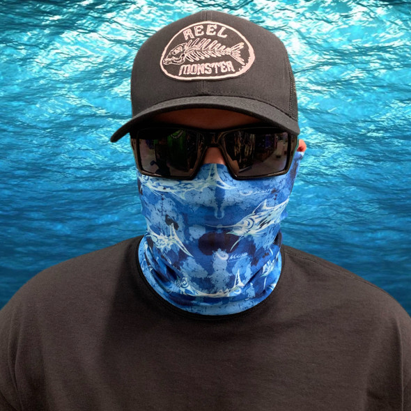 Blue Sword Fish Face Masks FS-51