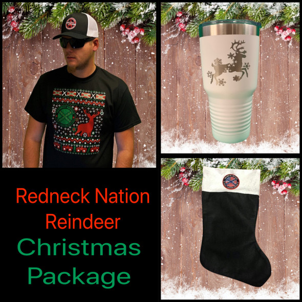 **Redneck Nation Reindeer**  Christmas Value Package