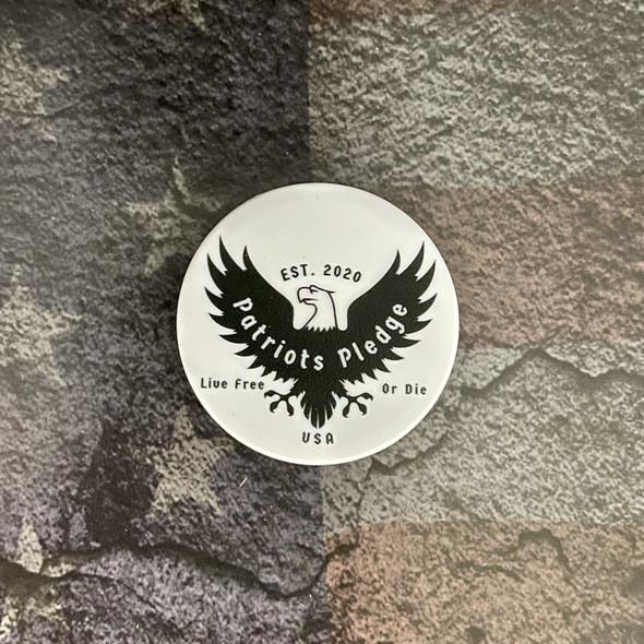 Eagle Est. B&W Phone Grip