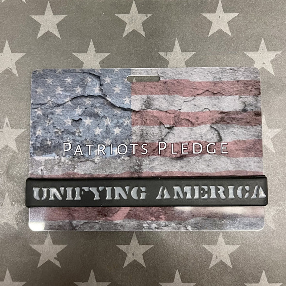Patriots Pledge Wristbands