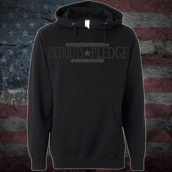 Patriots Pledge© Established Hoodie PPCL