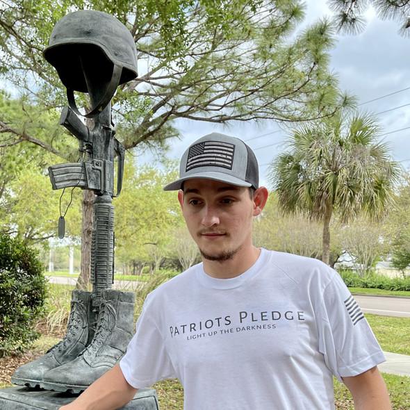 Patriots Pledge© Light Up the Darkness T-Shirt PPCL