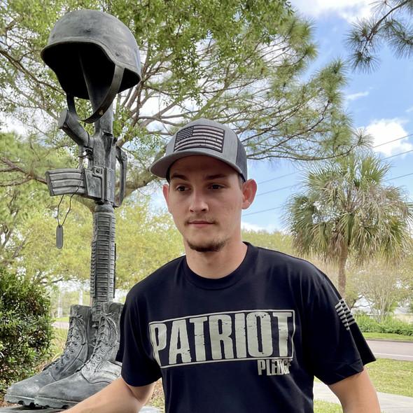 Patriots Pledge© Patriot Pledge T-Shirt PPPL