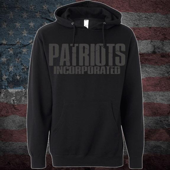 Patriots Pledge© Patriots Incorporated Hoodie PPCL