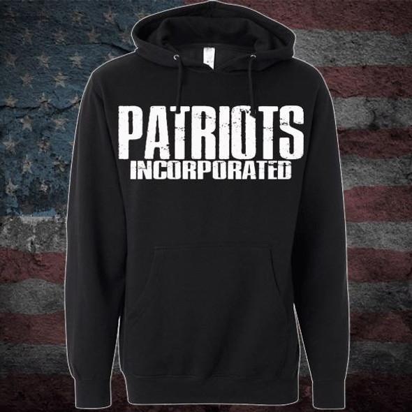 Patriots Pledge© Patriots Incorporated Hoodie PPWL