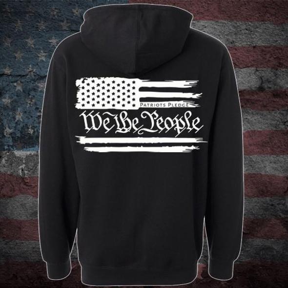 Patriots Pledge© We the People Hoodie PPWL
