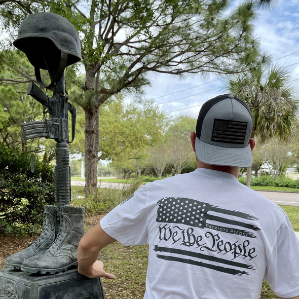 Patriots Pledge© We the People T-Shirt PPCL