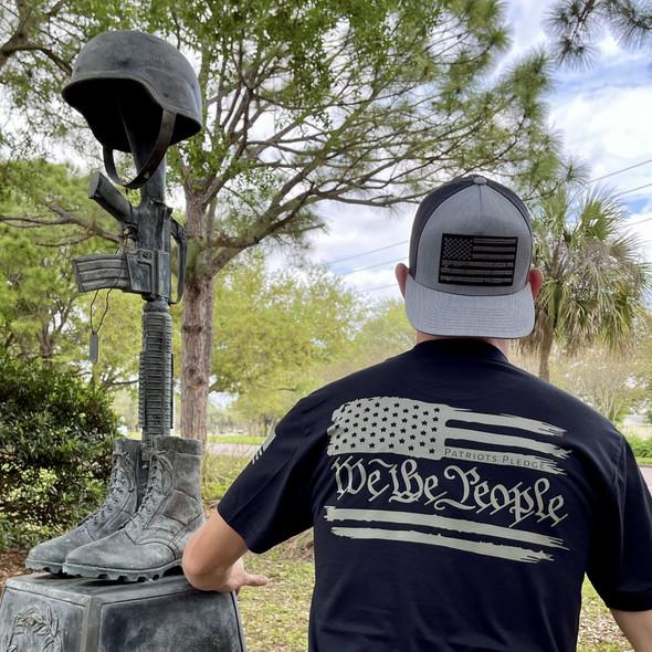 Patriots Pledge© We the People T-Shirt PPPL
