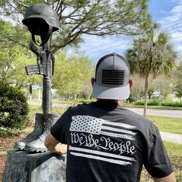 Patriots Pledge© We the People T-Shirt PPWL