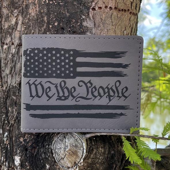 We the People Bi-fold wallet