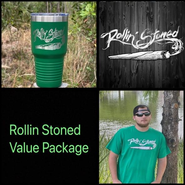 **Rolling Stoned© Original Value Pack**