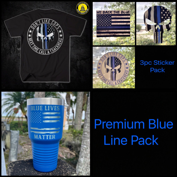 *Premium Blue Lines Value Package*