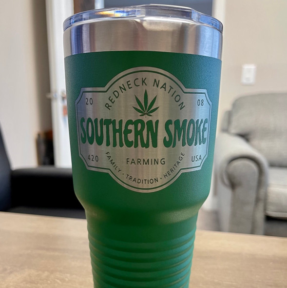 **NEW** Southern Smoke Tumbler
